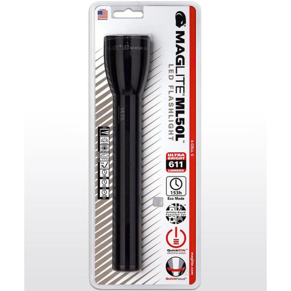 Maglite ML50L 3C LED Stablampe