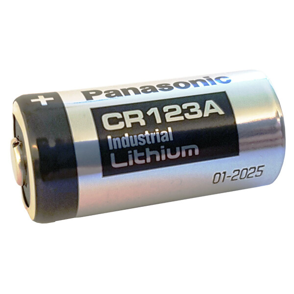 Panasonic CR123A Lithium Industrie Batterie