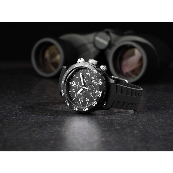 traser P67 Officer Chronograph Pro - NATO-Band