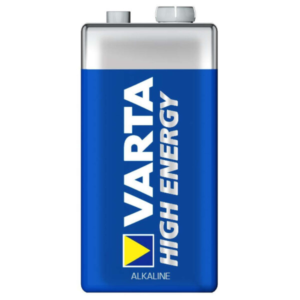 Varta High Energy E-Block 9V