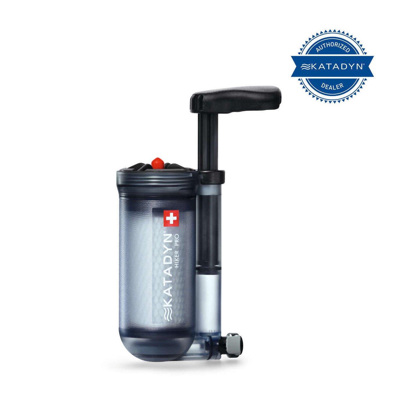 filtro de agua set 1 Katadyn Hiker pro wartungsset