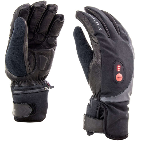 Sealskinz Cold Weather Heated Cycle Glove M (9)