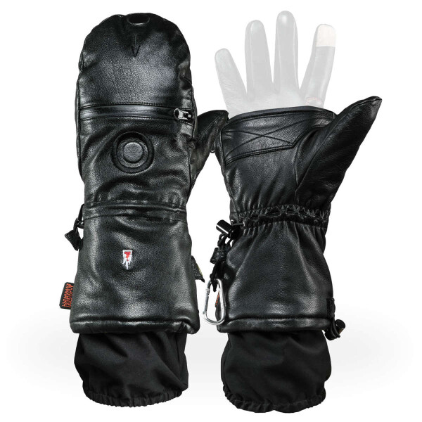 Heat Shell Full Leather PRO 8 (18 - 19.5 cm)