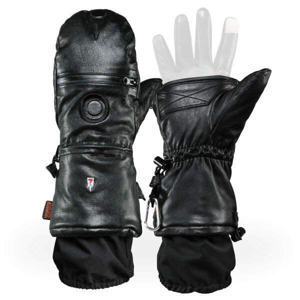 Heat Shell Full Leather PRO 9 (20 - 22 cm)