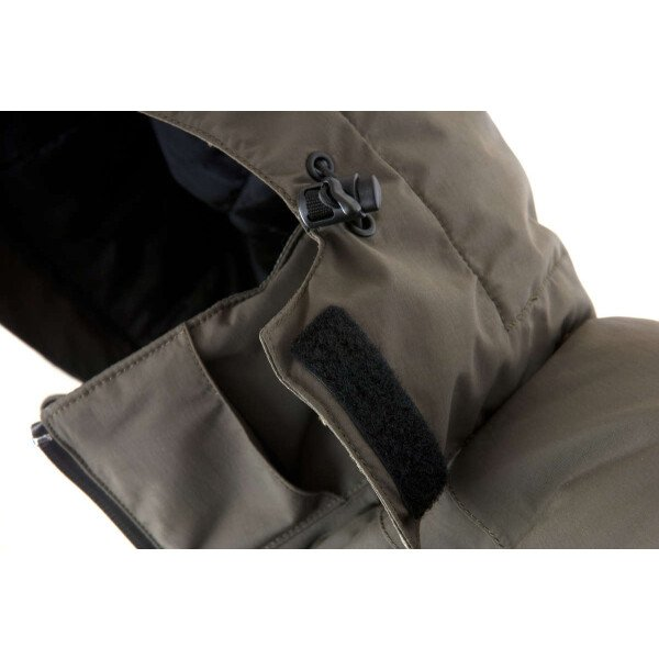 Thermojacke Snugpak Torrent Grün L