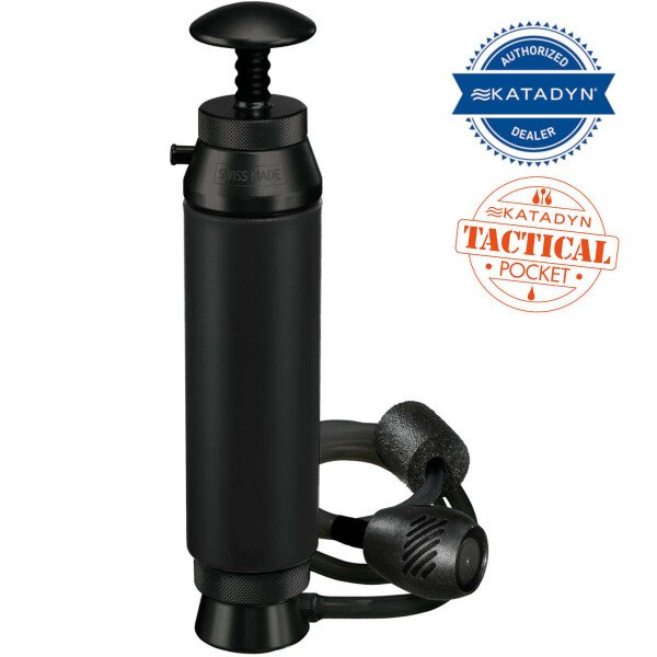 Katadyn Pocket Tactical Wasserfilter