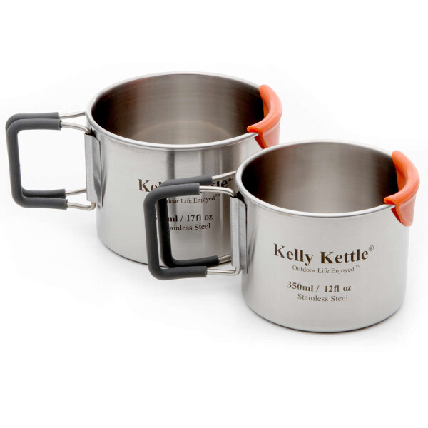 Kelly Kettle Base Camp Ultimate Kit 1.6l Edelstahl