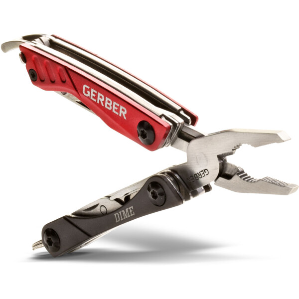Mini-Multitool Gerber Dime Rot