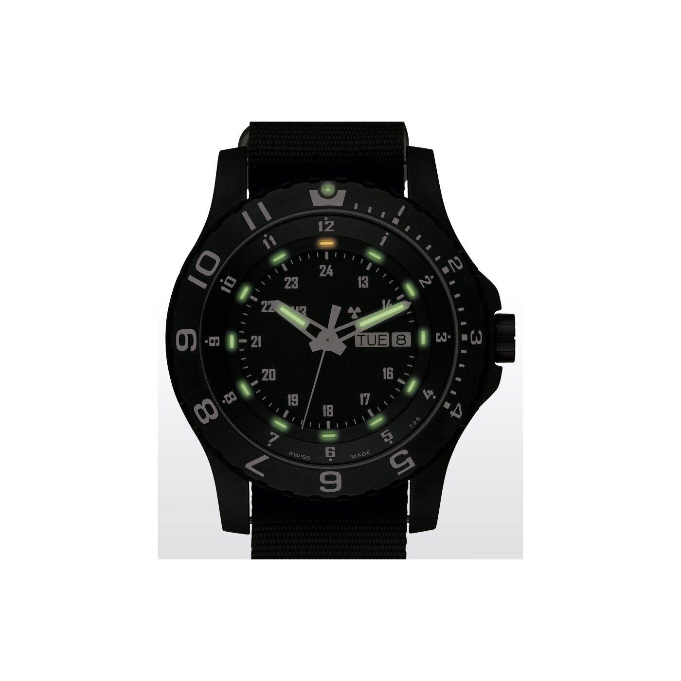 Traser P66 Type 6 Mil G Armbanduhr Mit Natoband
